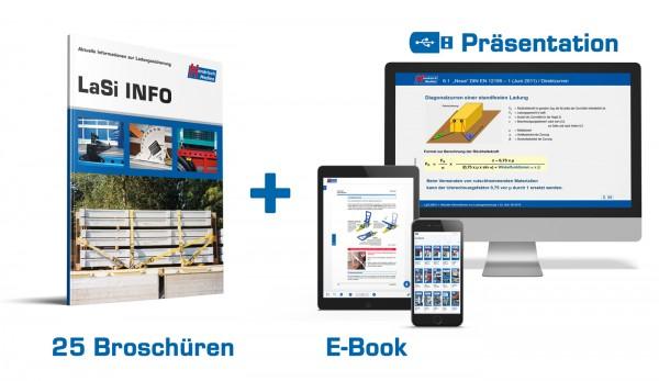 eXpert-Set LaSi INFO - Aktuelle Informationen zur Ladungssicherung