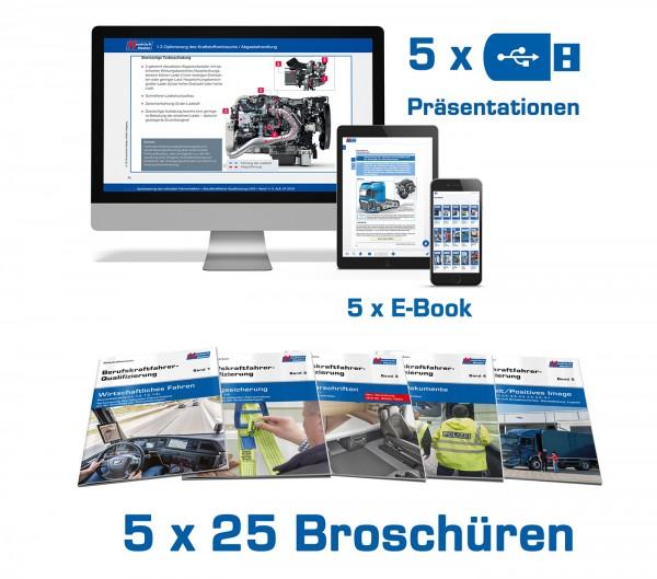 eXpert-Set Berufskraftfahrer-Qualifizierung LKW