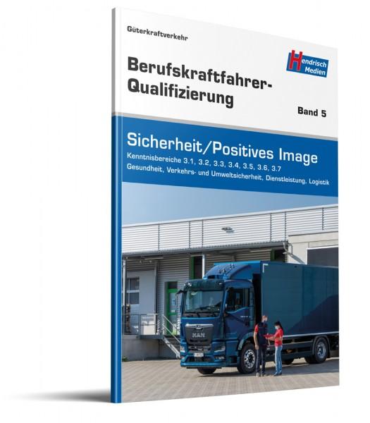BKF-Qualifizierung LKW Band 5 Sicherheit / Positives Image