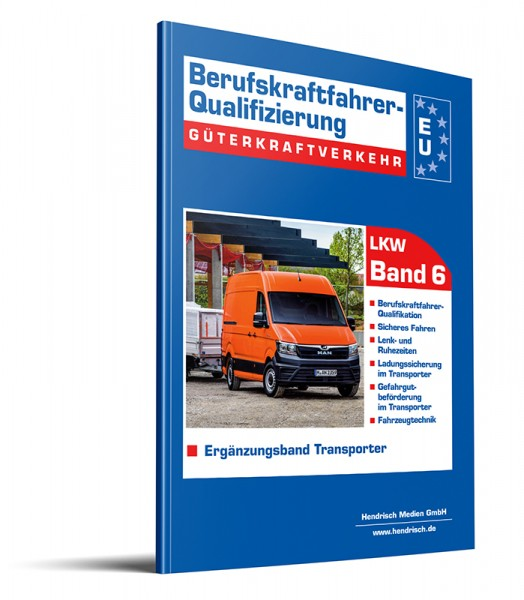 BKF-Qualifizierung LKW Band 6 Transporter