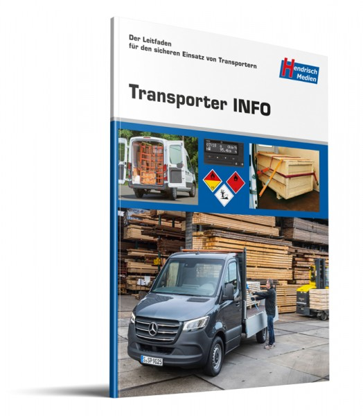 Transporter INFO | Der Leitfaden für den sicheren Einsatz von Transportern